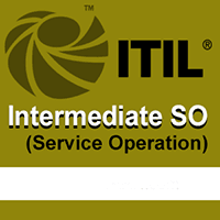 ITIL® Intermediate Level SO Exam Certification