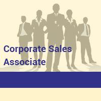 Corporate Sales Associate