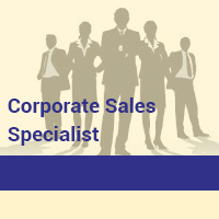 Corporate Sales Specialist