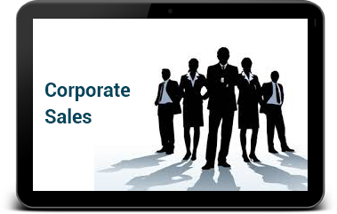 Corporate sales certification